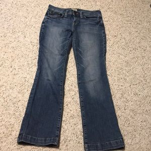 "Gap ""Long and Lean"" Jeans"